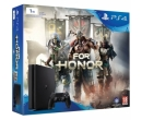Sony PS4 Slim (PlayStation 4),1TB + For Honor