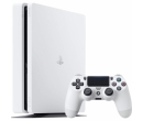Sony PS4 Slim (PlayStation 4),500GB, Alb