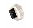 Apple 38mm Sport Aluminium Gold Antique White MLCJ2