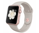 Apple 42mm Sport Aluminium Rose Gold MLC62