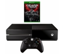 Microsoft Xbox ONE, 500 GB + Joc Gears of War Ultimate Edition