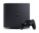 Sony PS4 Slim (PlayStation 4),500GB, Negru + Joc PS4 Plants vs Zombies: Battle for Neighborville